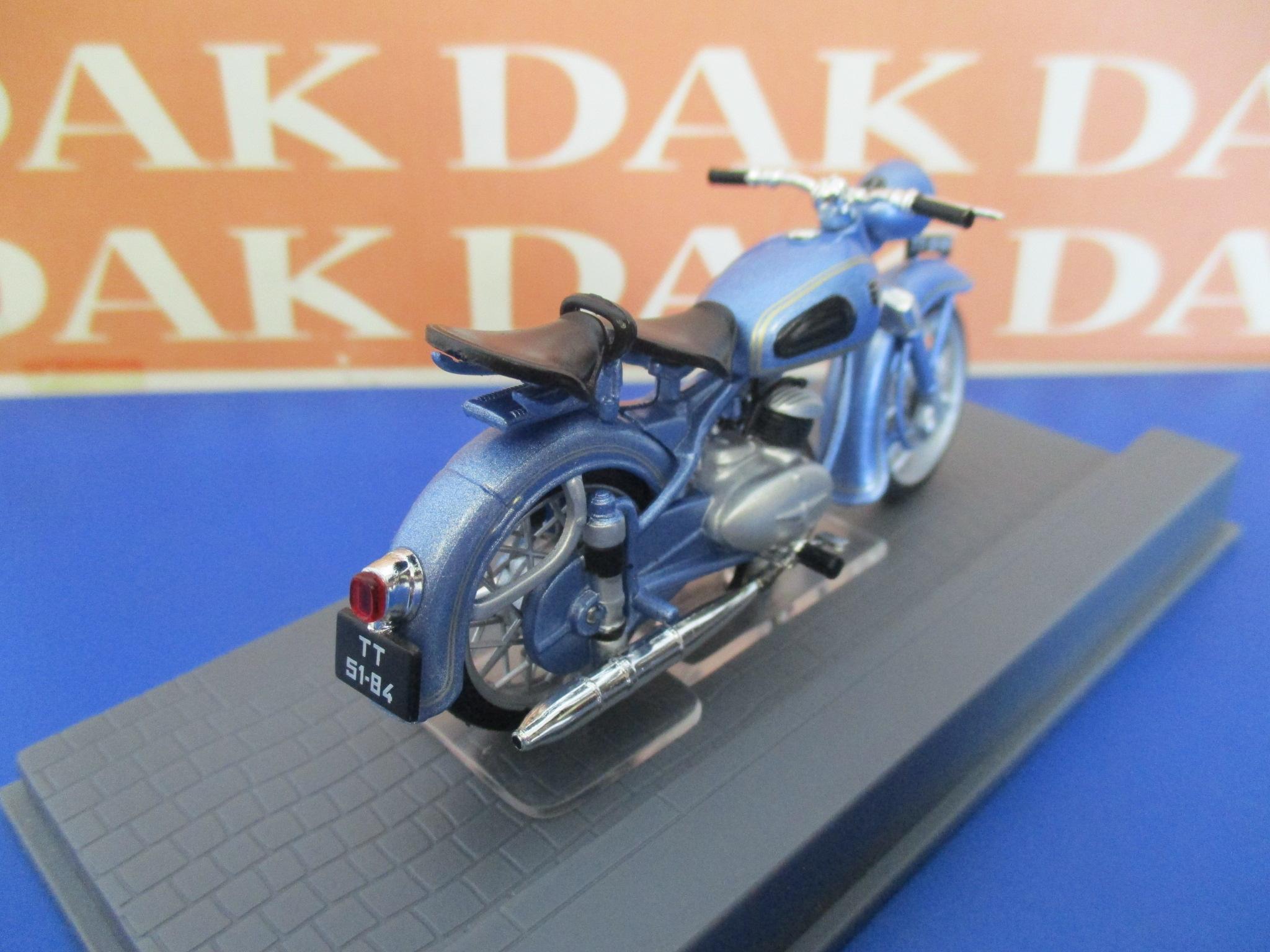 Die cast 1//24 Model Motorcycle Adler mb200 1952