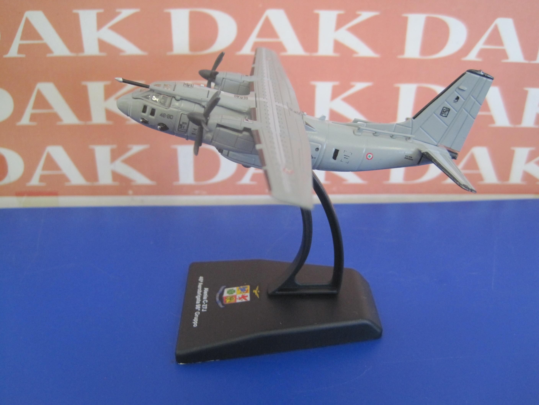 Die cast 1//200 Modellino Aereo Aircraft Alenia C-27 46° Aerobrigata 98° Gruppo