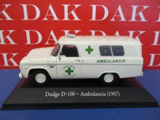 Die cast 1//43 Modellino Furgone 007 James Bond Dodge M-43 Ambulance Goldfinger