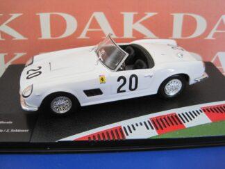 Die cast 1//43 Modellino Auto Opel Commodore A Coupè GS//E 1970-71