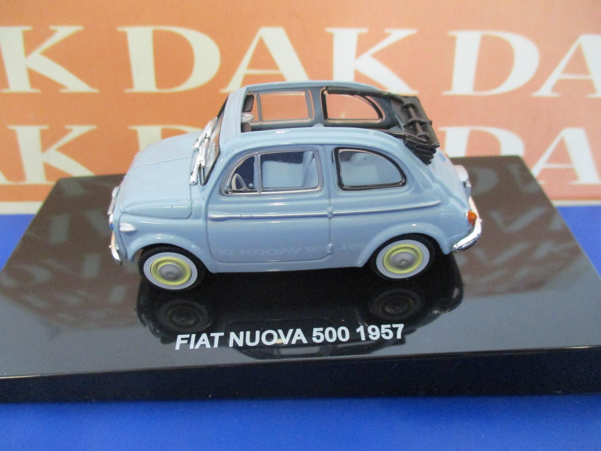 FIAT ABARTH PUNTO EVO SUPER 2000 1:43 modello di auto//DIE-CAST