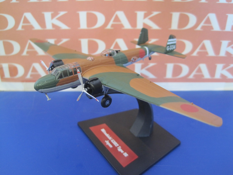 "Die cast 1//144 Modellino Aereo Aircraft Mitsubishi G4M1 Type 1 /""Betty/"" Japan"
