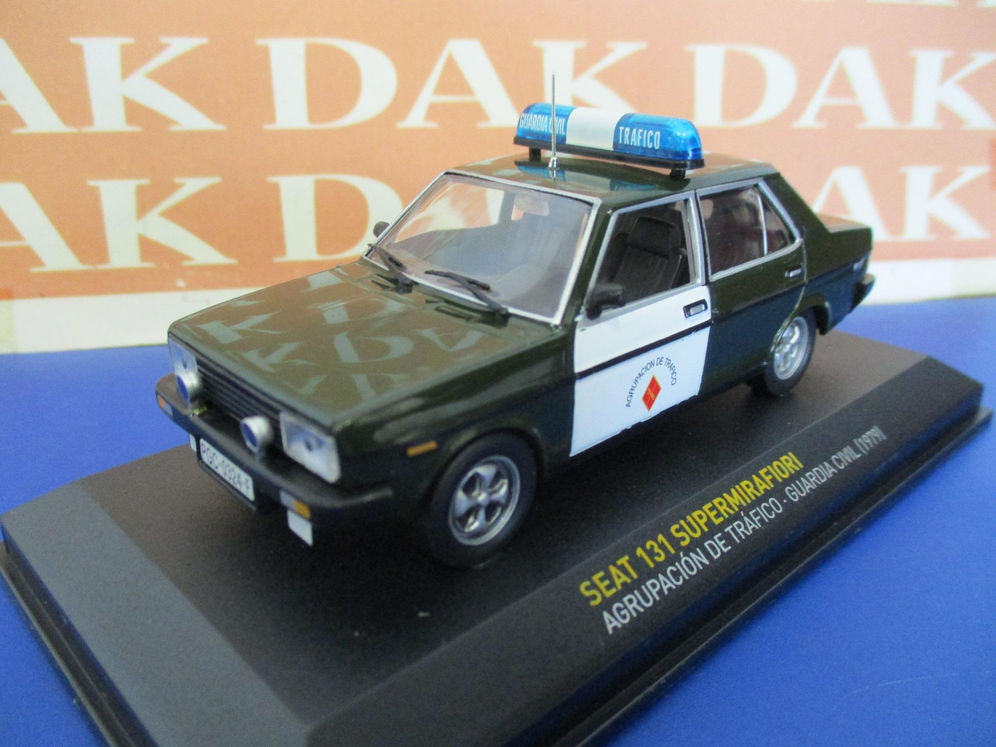 Die cast 1//43 Modellino auto Polizia Police Nissan Patrol 1992 Spain