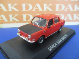 Die cast 1//43 Modellino Auto Simca 1000-1962