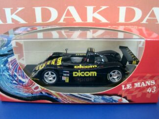 Die cast 1//43 Lola B2K40 Petit Le Mans 2002 by Top Model