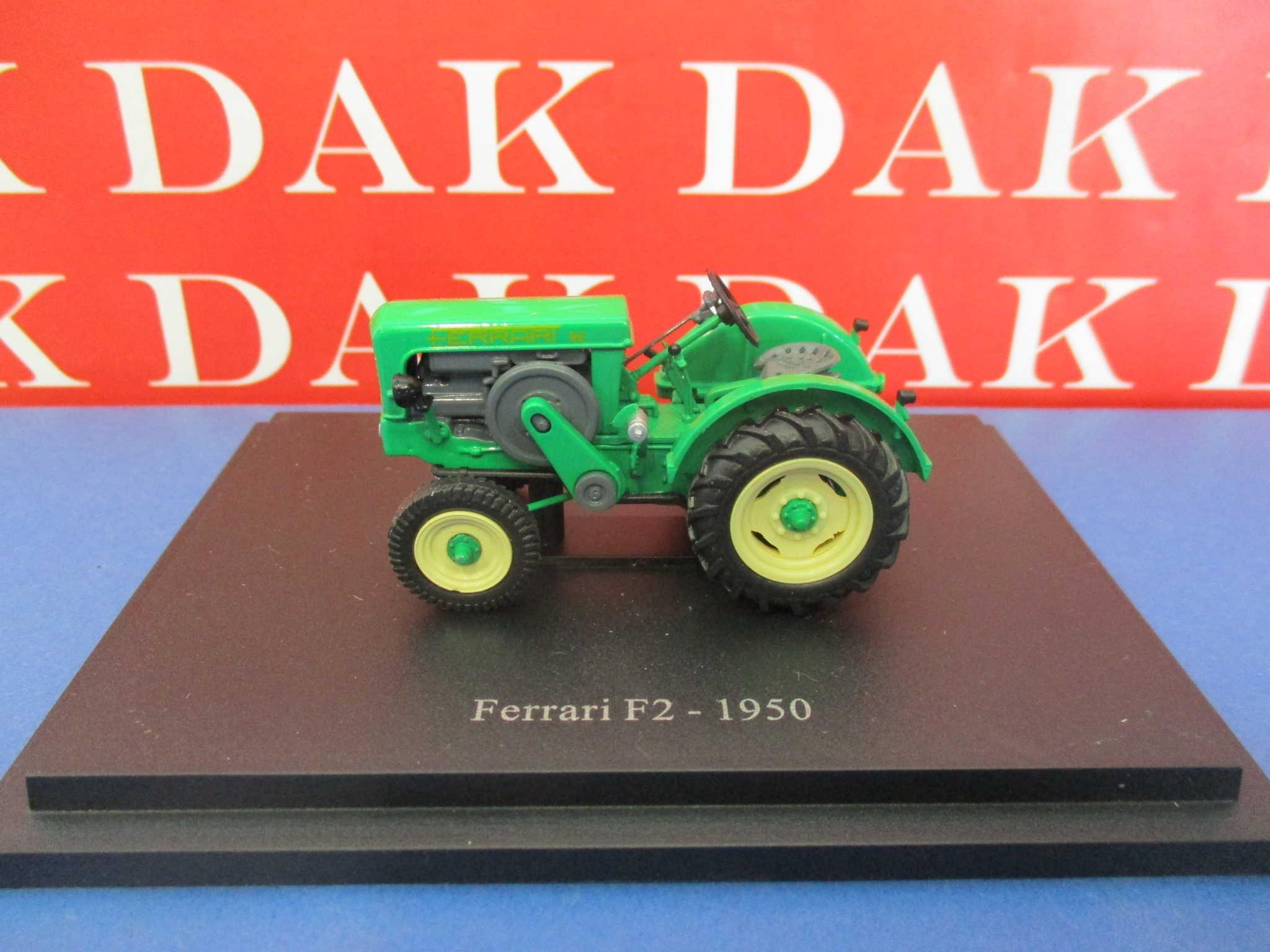Die cast 1//43 Modellino Trattore Farm Tractor Renault R 3042 1950