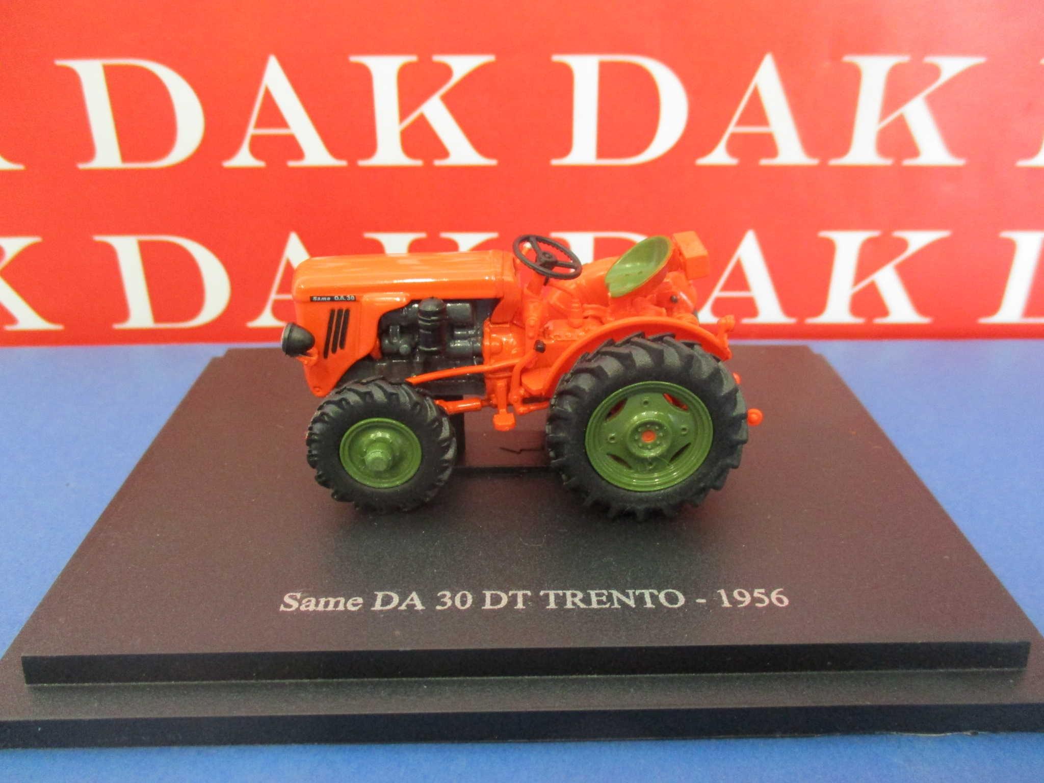 Die cast 1//43 Modellino Trattore Farm Tractor Massey Ferguson FE35 1956