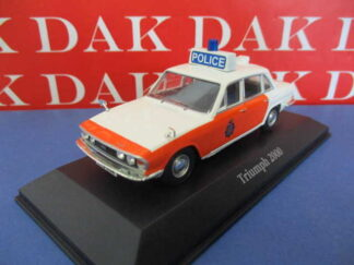 Die cast 1//43 Modellino Auto Polizia Police Vaz 2104 Bielorussia